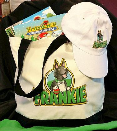Frankie's Large Tote Bag