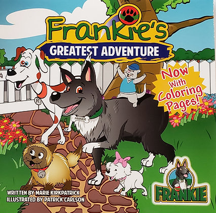 Frankie's GREATEST ADVENTURE