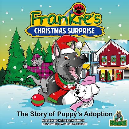 Frankie's Christmas Surprise - Paperback