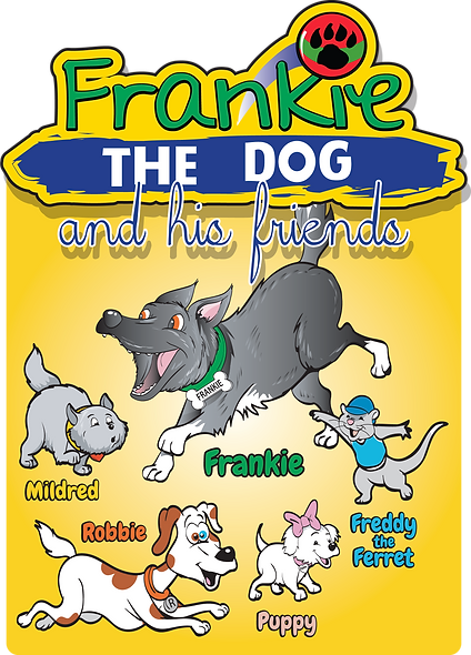 Frankie's Friends Cover #2.png