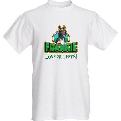 "Frankie's ""Love all Pets"" T-shirt"