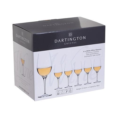 Dartington - Wine glasses (x6)