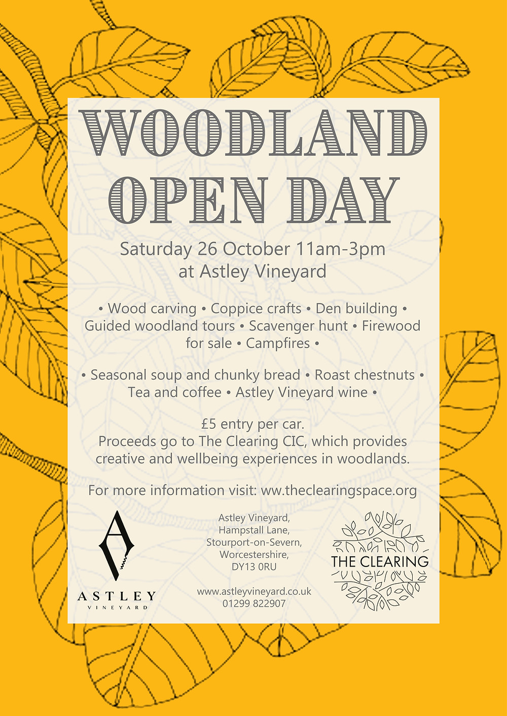 Woodland Open Day 2019