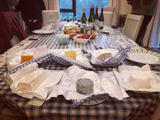 Preparing for wine tastings
