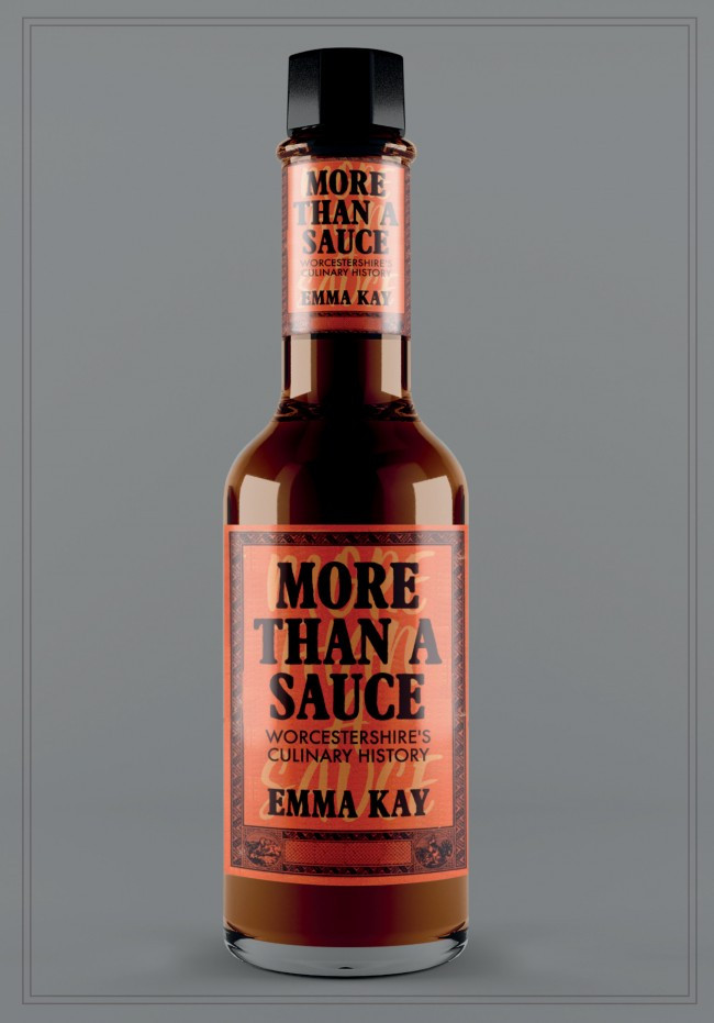 More Than A Sauce - Emma Kay
