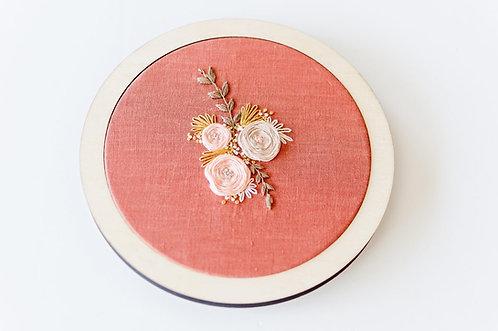 Round Needlework Frame