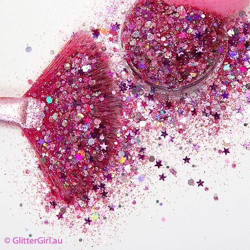 Glitter Girl Unicorn Glitter – Bubblegum 5g Pouch