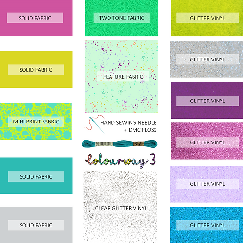Quirky Moo Retreat 2.0 Kit Colourway 3