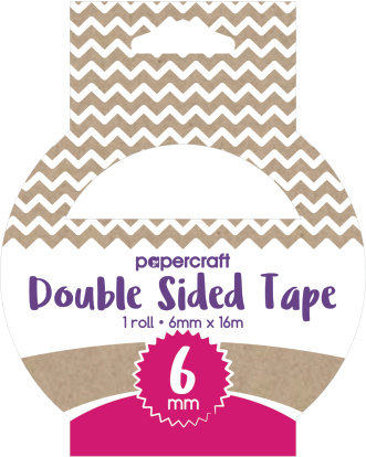 6mm adhesive tape double sided