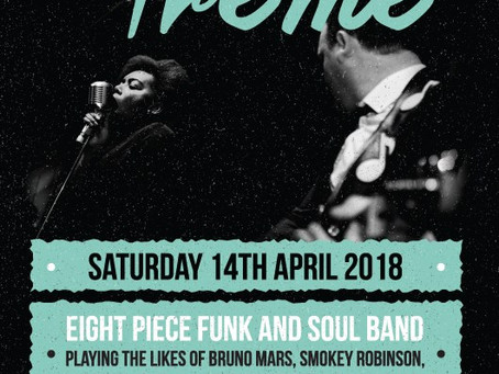 Catch The Tremé Live at a Public Gig in Chester!