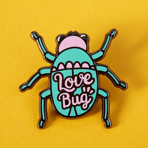 Love Bug Lapel Pin