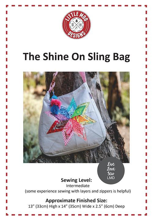 The Shine on Sling Bag