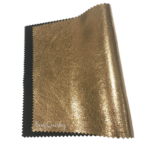 Metallic Soft Vinyl Roll - Bronza Bang