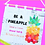 Thumbnail: PDF Sweet Vibes Wall Hanging
