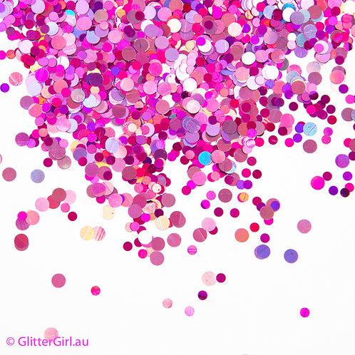 Glitter Girl Unicorn Glitter – Pink Disco 5g Pouch