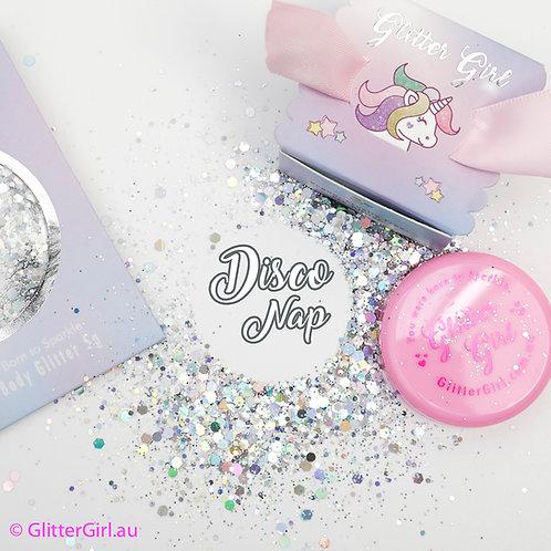 Glitter Girl Unicorn Glitter – Disco Nap 5g Pouch