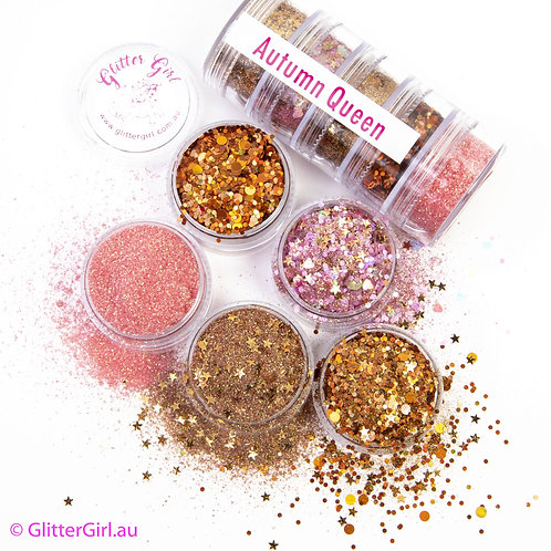 Glitter Girl Autumn Queen Collection