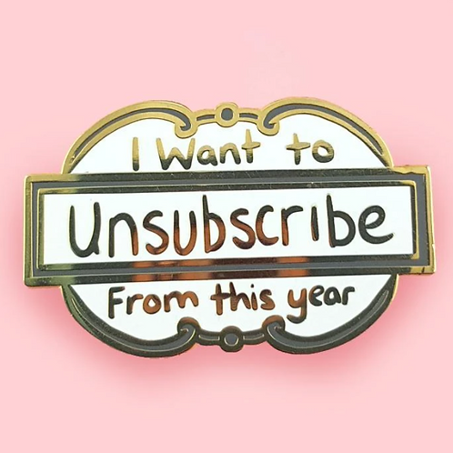 I WANT TO UNSUBSCRIBE FROM THIS YEAR LAPEL PI