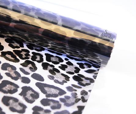 Leopard - Transparent Vinyl