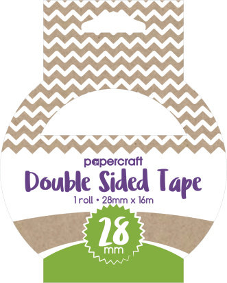 28mm adhesive tape double sided