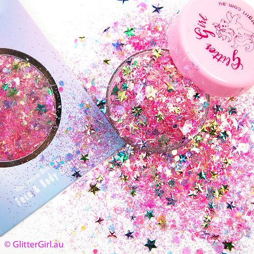 Glitter Girl Unicorn Glitter – Love Sparkle 5g Pouch