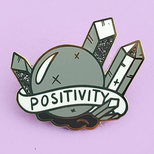 PRISM OF POSITIVITY LAPEL PIN