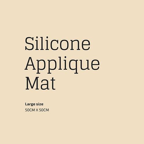 Large Silicone Applique Mat