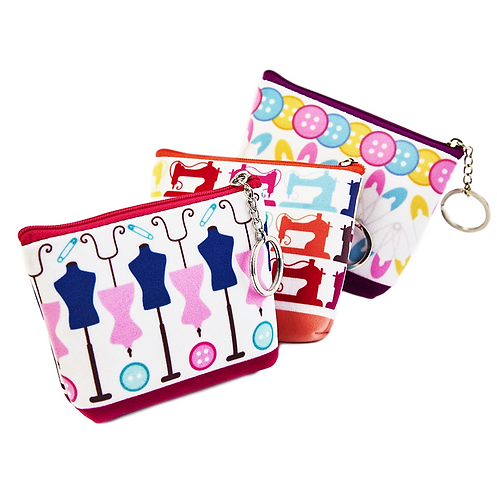 Sewing Zipper Pouch