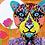Thumbnail: Fierce Beauty Applique Pattern