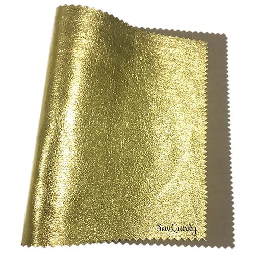 Metallic Soft Vinyl Roll - Golden Goddess