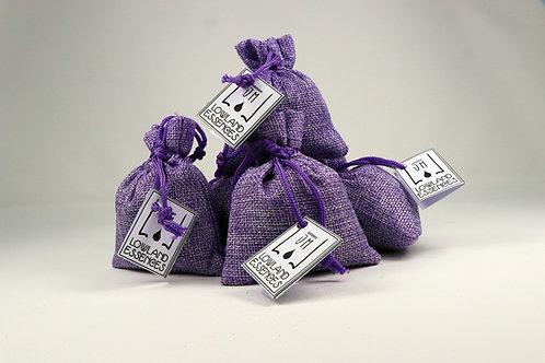 Lavendelsäckchen befüllt, klein