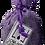 Thumbnail: Lavendelsäckchen befüllt, klein