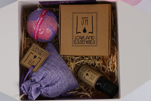 Lavendel-Box