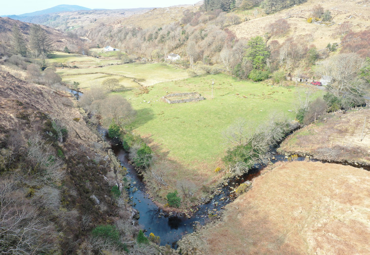 Win this 2 acre field and help Na Magha