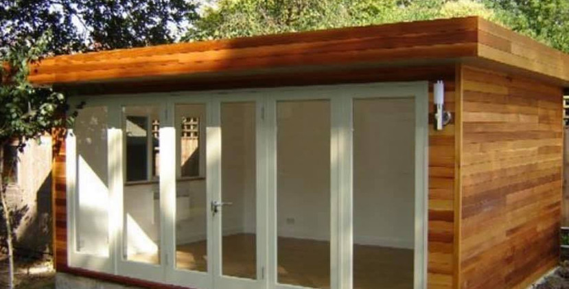 Garden Studio extra space