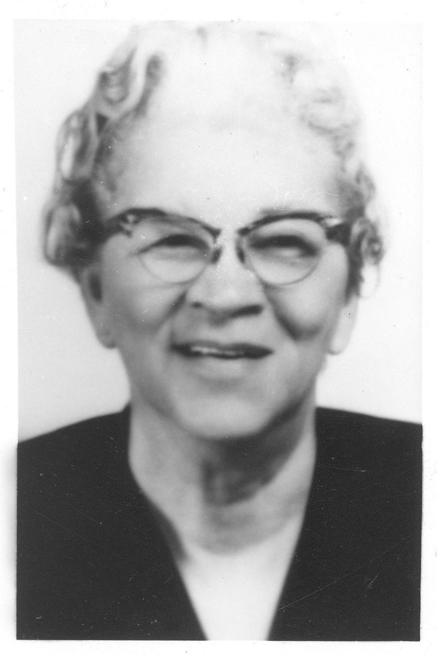 My Grandmother - Mama Steele