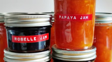 Papaya Jam Goodness