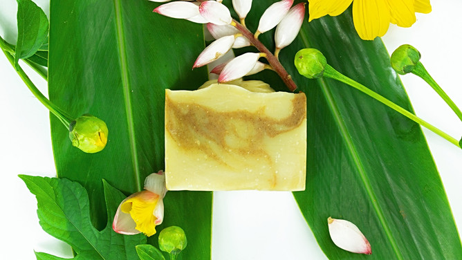 Soothing Plant-based Dog Soap