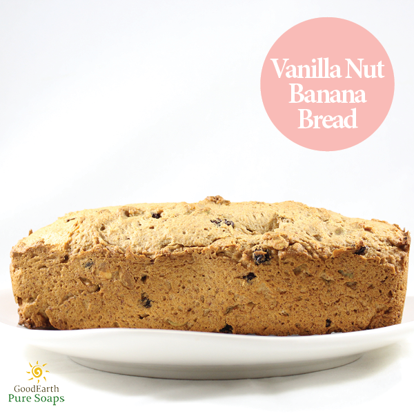 Recipe: Vanilla Nut Banana Bread
