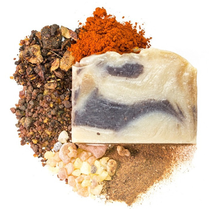 Ancient Skin Benefits of Frankincense & Myrrh