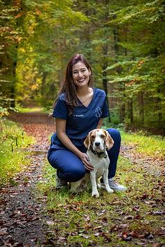 Tierarzt Tatiane Bernardino