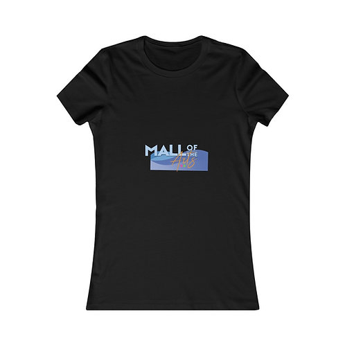 Lake text Women's Favorite Tee