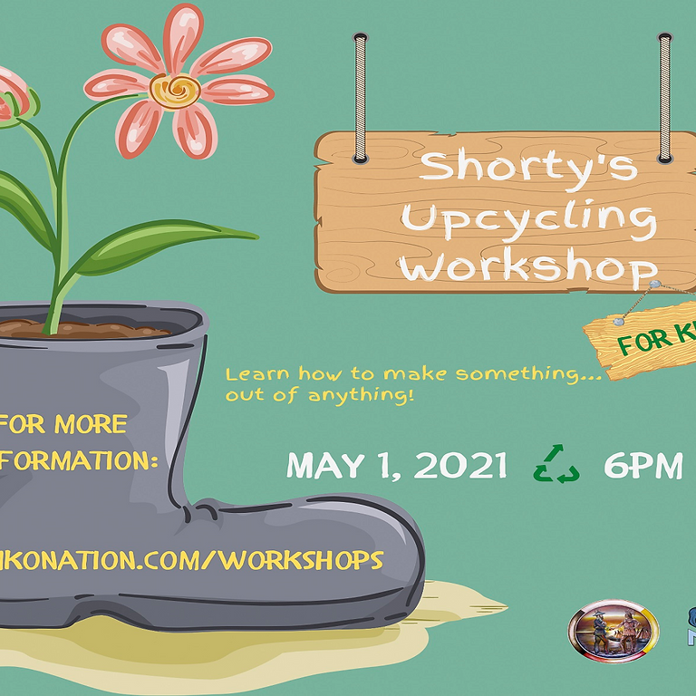 Upcycling Event- An MKO Sponsored Event