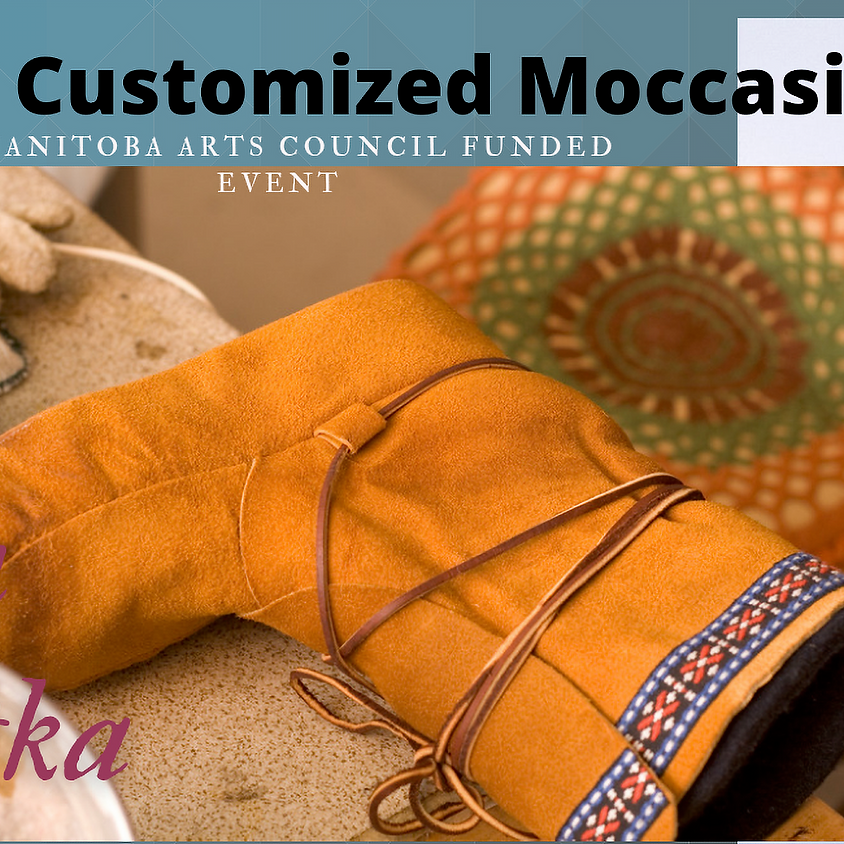 Moccasins Made by You!