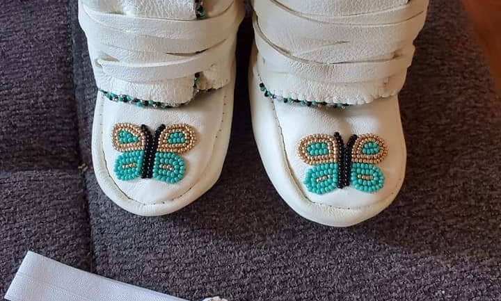Youth Moccasin