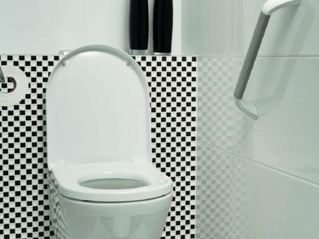 Toilet voor ouderen & mindervaliden