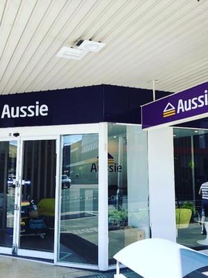 Aussie lighting installation