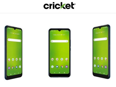 Cricket Wireless Announces Cricket Icon 3 Smartphone