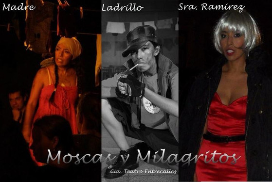 Karina Moscol- Teatro Entrecalles