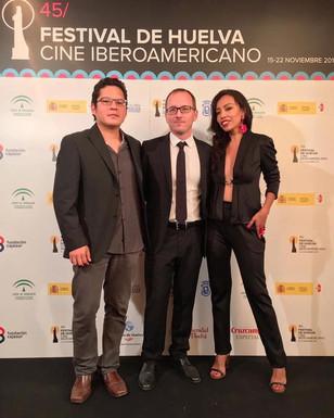 Karina Moscol Festival de Cine de Huelva 2019